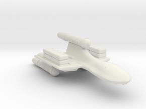 3125 Scale Romulan SparrowHawk-H Cargo Transport in White Natural Versatile Plastic