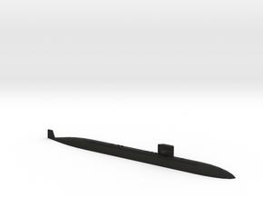 SSN-721 CHICAGO 1250 WATERLINE 20180826 in Black Premium Versatile Plastic