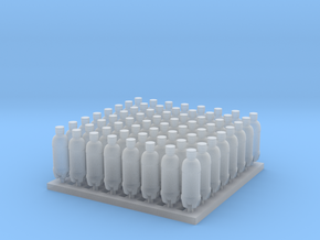 1/48 Plastic Bottles MSP48-002 in Smoothest Fine Detail Plastic