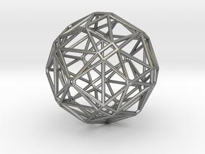 Mathballini in Natural Silver