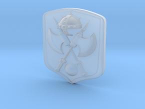 Stridor Shield  in Smoothest Fine Detail Plastic