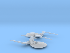 1/20000 Shepard class (2x) in Smooth Fine Detail Plastic