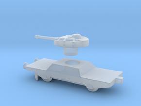 Panzerzüge  panzerjagerwagon armored train ho in Smooth Fine Detail Plastic