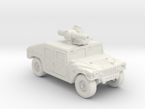 M966wTow 220 scale in White Natural Versatile Plastic