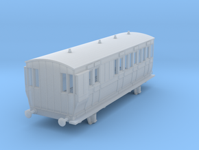 o-148fs-hb-brake-3rd-coach-1 in Smooth Fine Detail Plastic