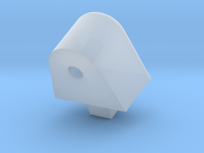 ServiceModule_Array_Base in Smooth Fine Detail Plastic