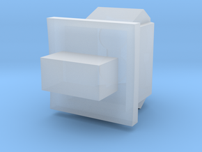 ServiceModule_RCS_Zenith_Nadir_Aft in Smooth Fine Detail Plastic