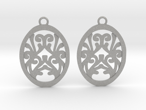Olwen earrings in Aluminum: Small