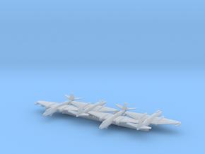 B-57B w/Gear x 4 (FUD) in Smooth Fine Detail Plastic: 1:700