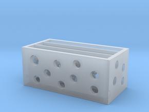 1/426 USN 3''/50 [7.62 Cm] Cal. Deck Gun set x6 in Smooth Fine Detail Plastic