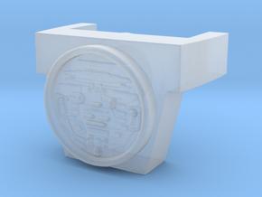 Time Traveler Scientist Chest  in Smooth Fine Detail Plastic