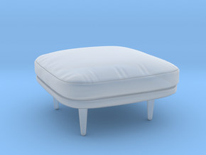 Miniature Fly Pouf - &Tradition  in Smooth Fine Detail Plastic: 1:12