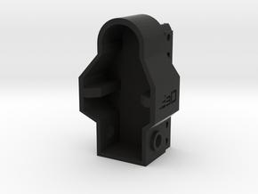 MP5 GBB Receiver Picatinny Mount Adapter V1 in Black Natural Versatile Plastic