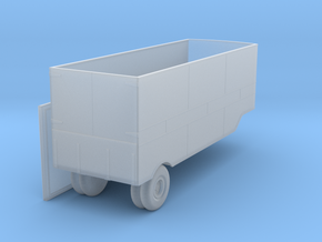 ET&WNC Trailer Ho Scale in Smooth Fine Detail Plastic