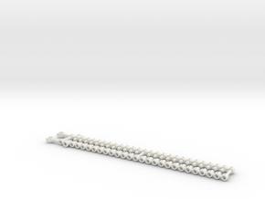 D.R.E.A.D 2 Dreadacle Set (2 claw) in White Natural Versatile Plastic
