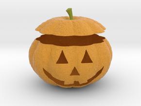 Little Pumpkin in Natural Full Color Sandstone