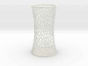 Voronoi Penholder in Matte Full Color Sandstone