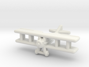 Spad XIII (France& U.S.) in White Natural Versatile Plastic