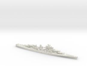 UK BB Project Design 16E38 in White Natural Versatile Plastic: 1:1200