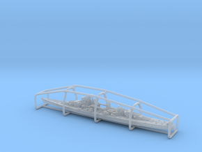 UK BB Project Design 16E38 in Smooth Fine Detail Plastic: 1:3000