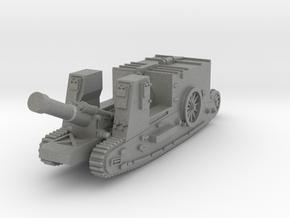 Mk I Gun Carrier (UK) in Gray Professional Plastic