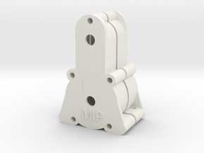 MIP gearbox in White Natural Versatile Plastic