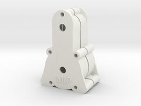MIP gearbox in White Natural Versatile Plastic