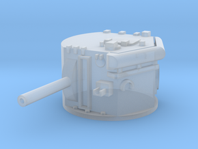 Lee CDL turret 1:285 in Smooth Fine Detail Plastic