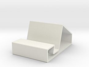Stand Sound  in White Natural Versatile Plastic