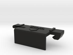 Kyosho Rocky Battery Holder (8mm wide) in Black Natural Versatile Plastic