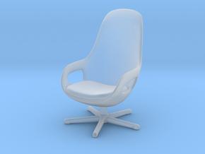 Miniature Smallville Armchair - BoConcept in Smooth Fine Detail Plastic: 1:12