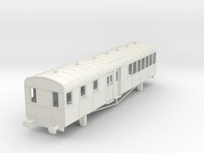 0-43-lner-clayton-railcar-trailer-1 in White Natural Versatile Plastic