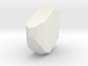 Orthoclase 5 in White Natural Versatile Plastic