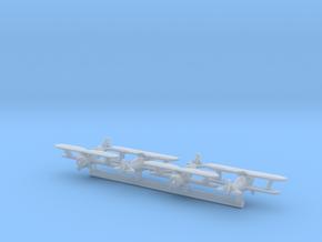 F3F w/Gear x4 (FUD) in Smooth Fine Detail Plastic: 1:700