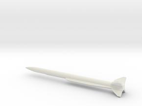 MBDA Meteor Missile 1/144 in White Natural Versatile Plastic