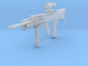 1/10th L85A2Tactical 2 in Smooth Fine Detail Plastic