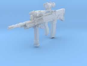 1/10th L85A2Tactical 3 in Smooth Fine Detail Plastic