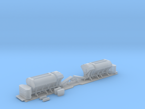 HOCT - High Output Concrete Train in Smooth Fine Detail Plastic