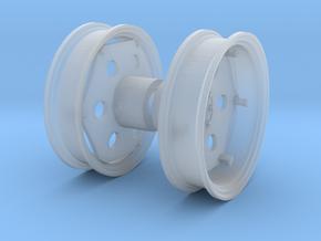1/87 Pflegefelgen ZT300 in Smooth Fine Detail Plastic: 1:87 - HO