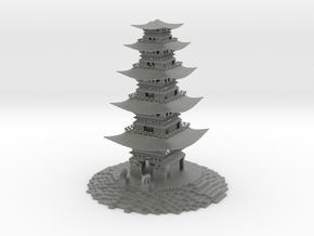 Pagoda in Gray PA12