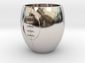Espresso Rugby in Platinum