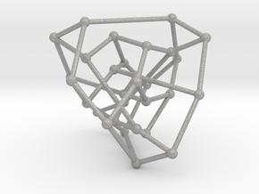 Tutte-Coxeter graph in Aluminum