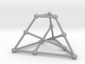 Tietze's graph in Aluminum