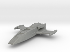 Andorian Light Cruiser 1/2500 in Gray Professional Plastic