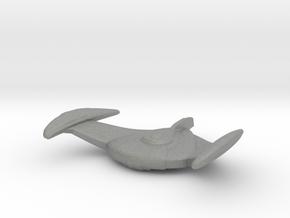Romulan Bird-of-Prey (ENT) 1/7000 in Gray Professional Plastic