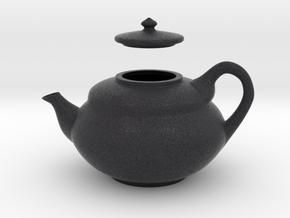 Decorative Teapot in Natural Full Color Sandstone