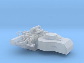 1/24 BTTF parts 2 in Smooth Fine Detail Plastic