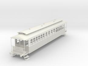 o-32-wcpr-bogie-coach in White Natural Versatile Plastic