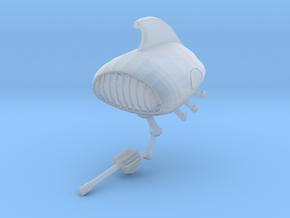 Speakerbot in Smooth Fine Detail Plastic