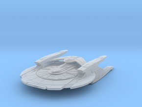 USS_Europa in Smooth Fine Detail Plastic